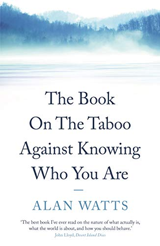 The Book: On the Taboo Against Knowing Who You Are from Souvenir Press Ltd