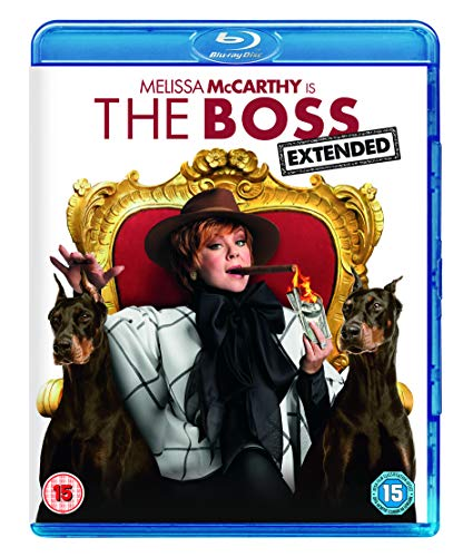 The Boss (Blu-ray + Digital Download) [2015] from Universal Pictures