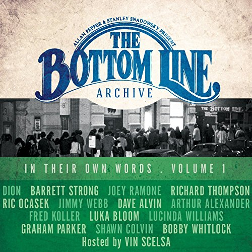 The Bottom Line Archive Series: In Their Own Words, Volume 1
