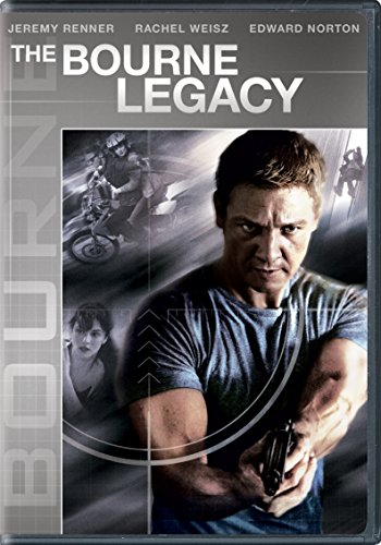 The Bourne Legacy [Region 1] from Universal Studios