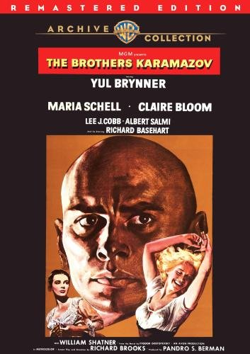 The Brothers Karamazov [DVD] [1958] [Region 1] [US Import] [NTSC] from Warner