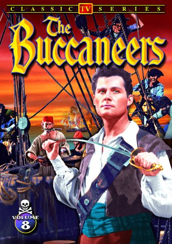 The Buccaneers - Volume 8 (DVD-R) (1956) (All Regions) (NTSC) (US Import) from Alpha Video