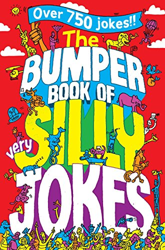 The Bumper Book of Very Silly Jokes from Macmillan Children's Books