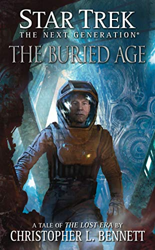 The Buried Age (Star Trek: The Next Generation) from Pocket Books/Star Trek