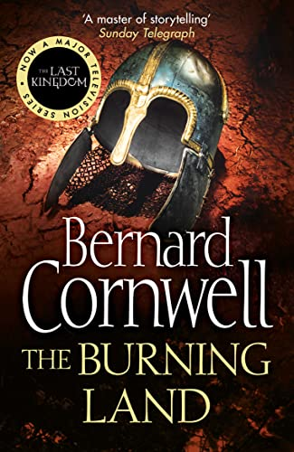 The Burning Land (The Last Kingdom Series, Book 5) from HarperCollins