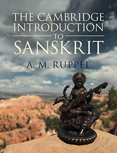 The Cambridge Introduction to Sanskrit from Cambridge University Press