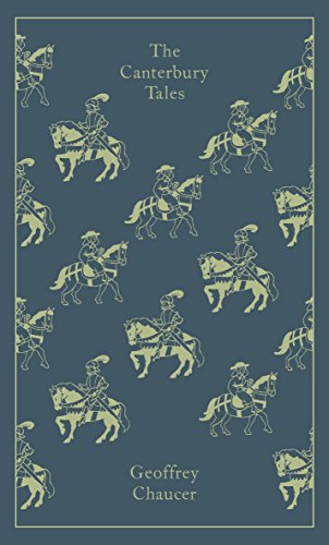 The Canterbury Tales (Penguin Clothbound Classics) from Penguin Classics