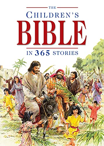 The Children's Bible in 365 Stories from Lion Children's Books