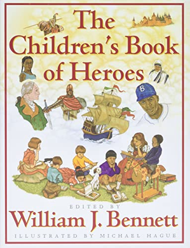 The Children's Book of Heroes from Simon & Schuster