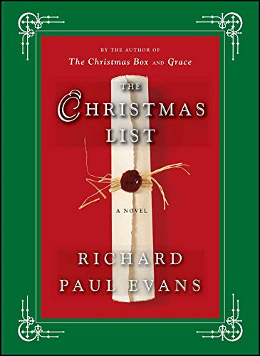 The Christmas List from Simon & Schuster