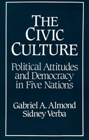 The Civic Culture: Political Attitudes and Democracy in Five Nations from SAGE Publications, Inc