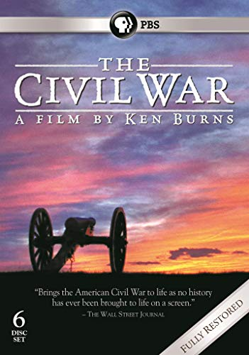 The Civil War 25th Anniversary Edition - Restored for 2015 [Region 2 UK Version][DVD] from Pbs