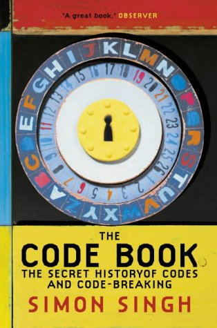 The Code Book: The Secret History of Codes and Code-breaking from HarperCollins Publishers