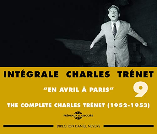 The Complete Charles Trenet V.9 (2CD) from Fremeaux