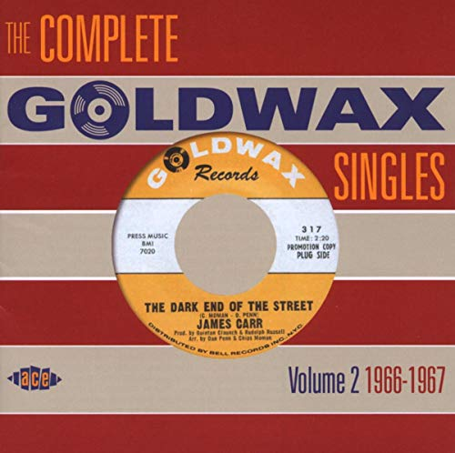 The Complete Goldwax Singles Volume 2 1966-1967 from ACE
