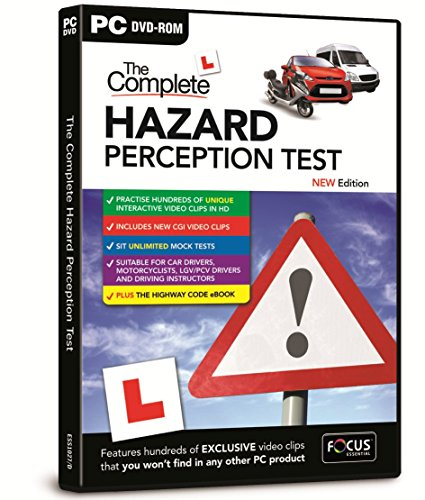 The Complete Hazard Perception Test New Edition from Focus Multimedia Ltd