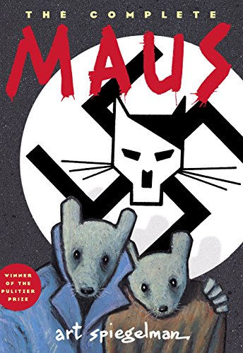 The Complete MAUS from Penguin Books