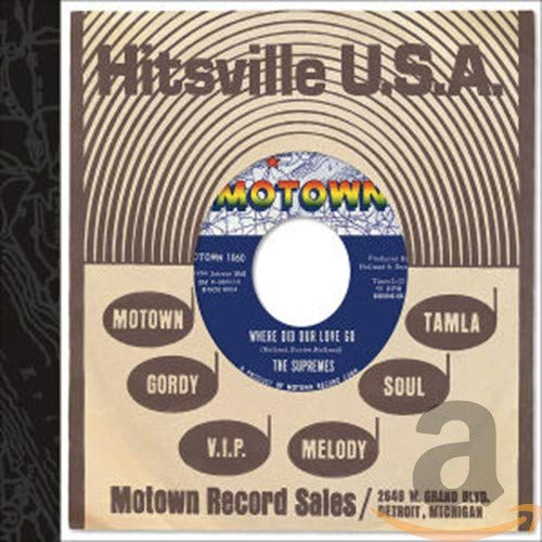 The Complete Motown Singles Vol. 4: 1964 from IMS-UNIVERSAL INT. M