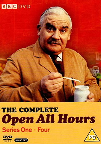 The Complete Open All Hours - Series One-Four [1976] from BBC