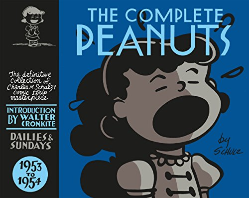 The Complete Peanuts 1953-1954 (Peanuts): 2 from Canongate Books Ltd