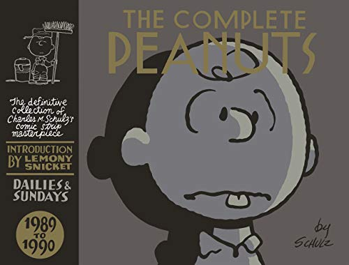 The Complete Peanuts 1989-1990: Volume 20 from Canongate Books Ltd