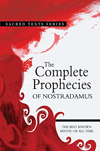 The Complete Prophecies of Nostradamus from CreateSpace Independent Publishing Platform