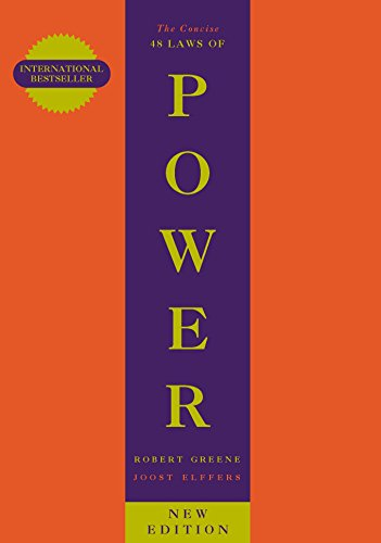 The Concise 48 Laws Of Power (The Robert Greene Collection) from Profile Books