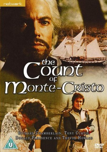 The Count Of Monte Cristo [DVD] from Network