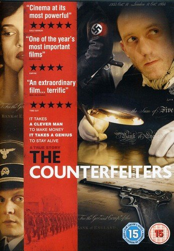 The Counterfeiters [2007] [DVD] from Metrodome