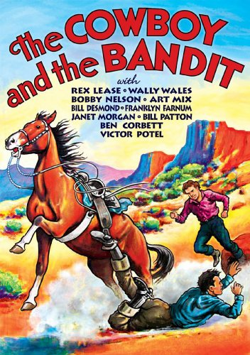 The Cowboy and the Bandit (DVD-R) (1935) (All Regions) (NTSC) (US Import) from Alpha Video