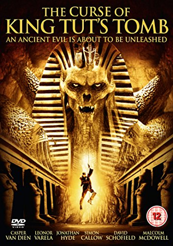 The Curse Of King Tut's Tomb [DVD] from Spirit Entertainment Limited