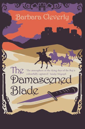 The Damascened Blade (Joe Sandilands 3) from Constable