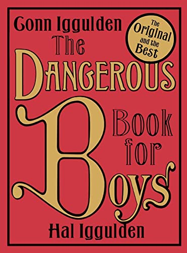 The Dangerous Book for Boys from HarperCollins Publishers