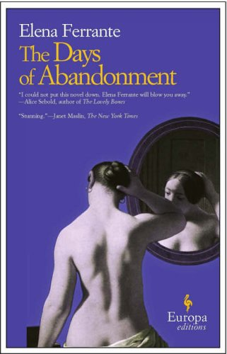 The Days of Abandonment from Europa Editions