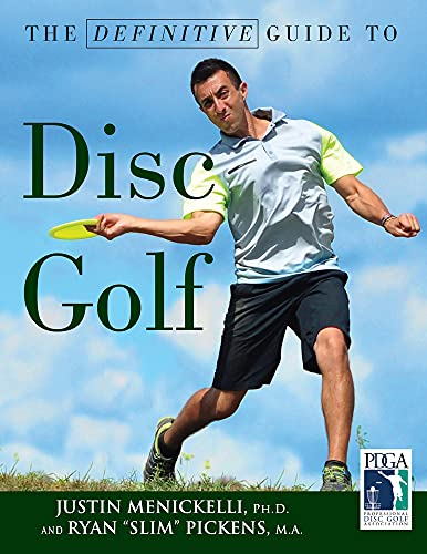 Definitive Guide to Disc Golf from Triumph Books