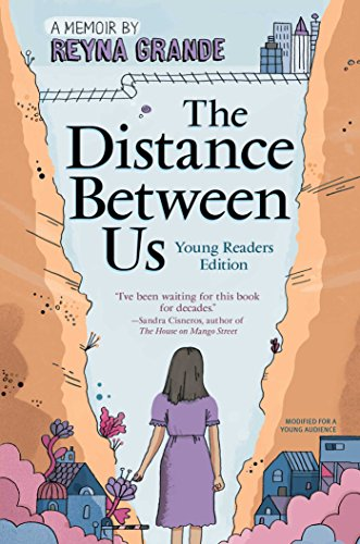 The Distance Between Us: Young Readers Edition from Aladdin Paperbacks