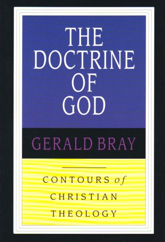 The Doctrine of God (Contours of Christian Theology) from IVP