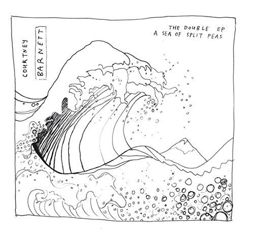 The Double EP: A Sea of Split Peas [VINYL] from House Anxiety