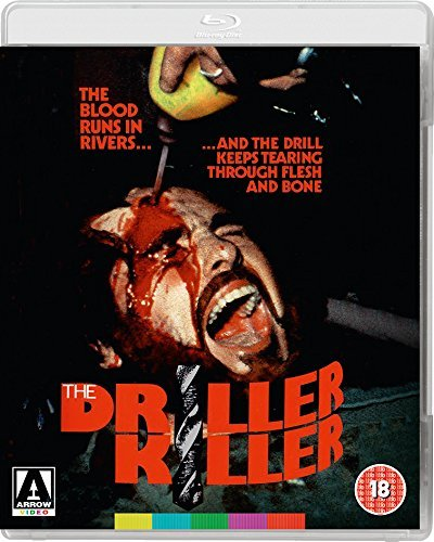 The Driller Killer Dual Format [Blu-ray] from Arrow Video