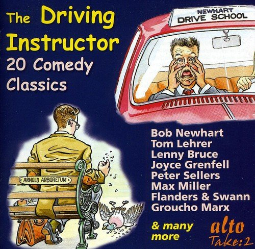 The Driving Instructor/20 Comedy Classics