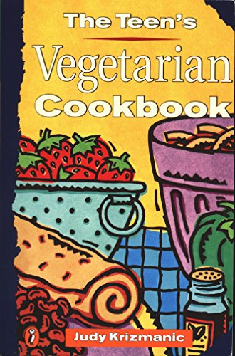 The Teen's Vegetarian Cookbook from Puffin Books
