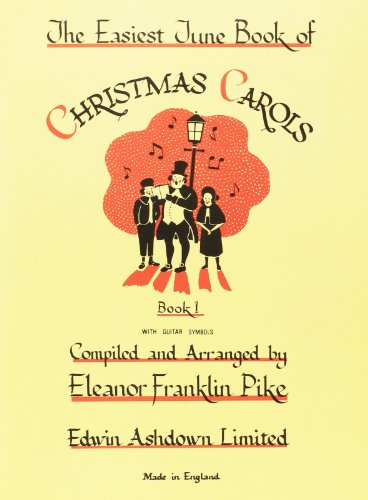 The Easiest Tune Book of Christmas Carols, Book 1 from Music Sales