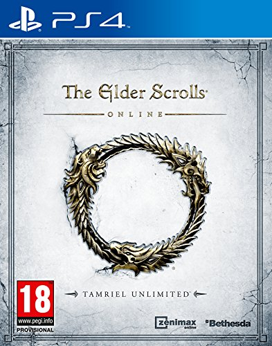 The Elder Scrolls Online Tamriel Unlimited (PS4) from Bethesda