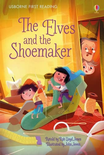 The Elves and the Shoemaker (First Reading Level Four): 1 (First Reading Level 4) from Usborne Publishing Ltd
