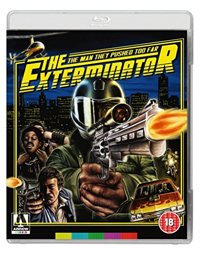The Exterminator [Blu-ray] from Arrow Video