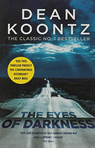 The Eyes of Darkness: A gripping suspense thriller that predicted a global danger... from Headline