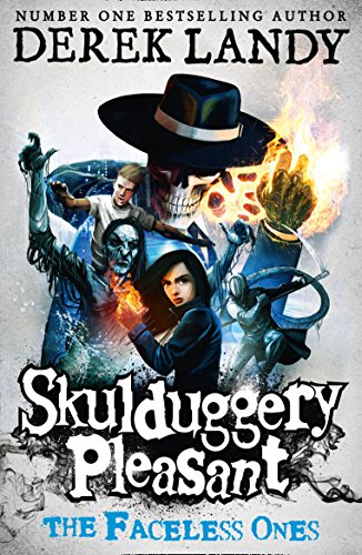 The Faceless Ones (Skulduggery Pleasant - book 3) from HarperCollinsChildren'sBooks
