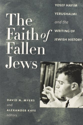 The Faith of Fallen Jews (Tauber Institute Series for the Study of European Jewry) from Brandeis University Press