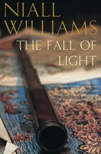 The Fall of Light (Bello) from Picador