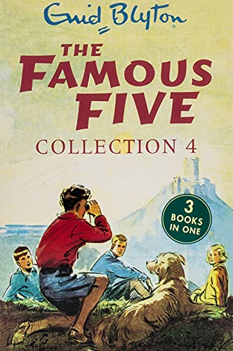 The Famous Five Collection 4: Books 10-12 (Famous Five: Gift Books and Collections) from Hodder Children's Books